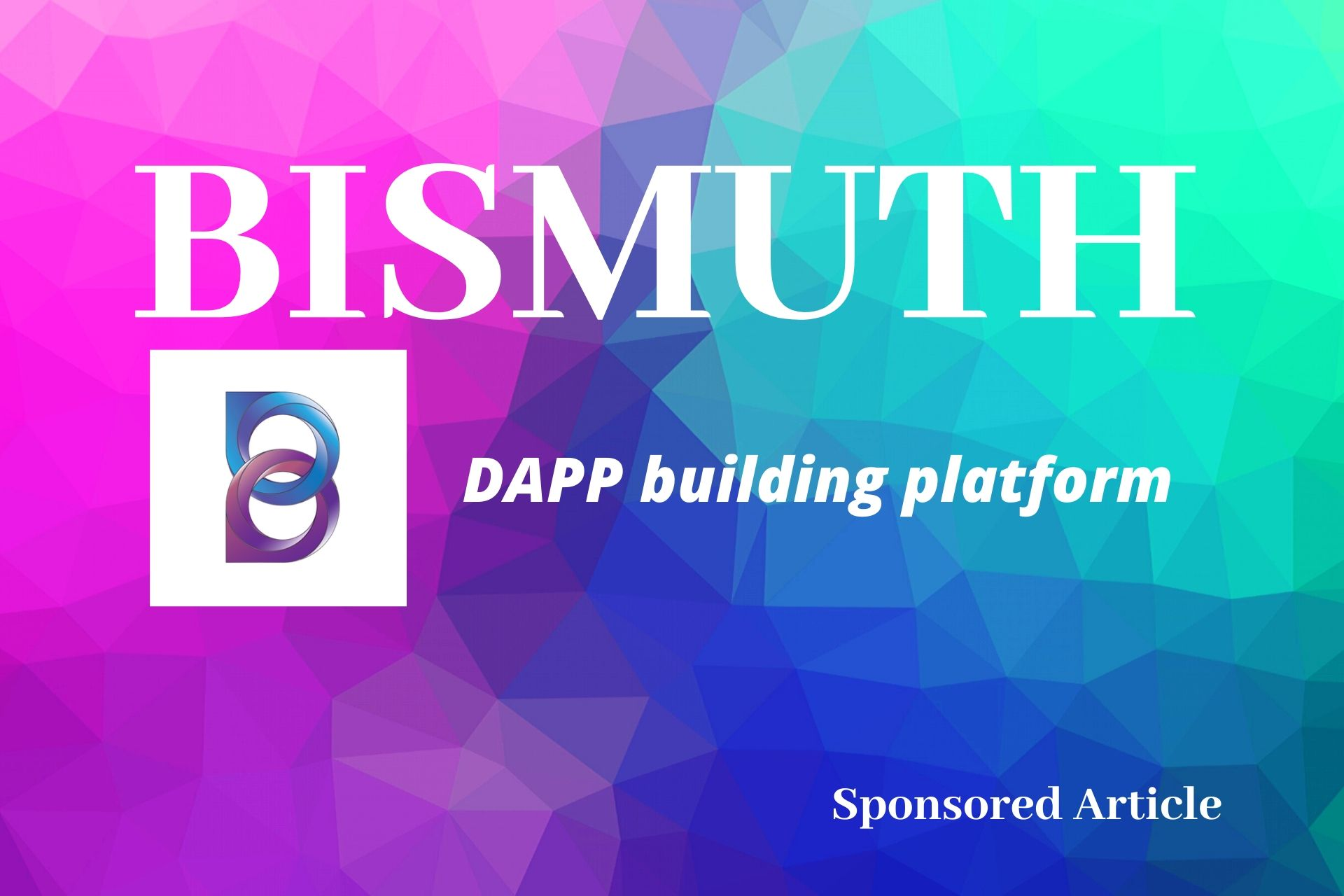 <bold>Bismuth</bold>: A Dapp Building Platform that doesn't Bite