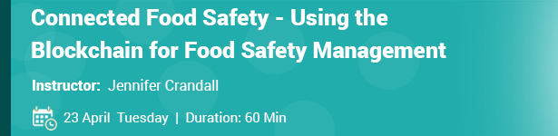 Connected Food Safety