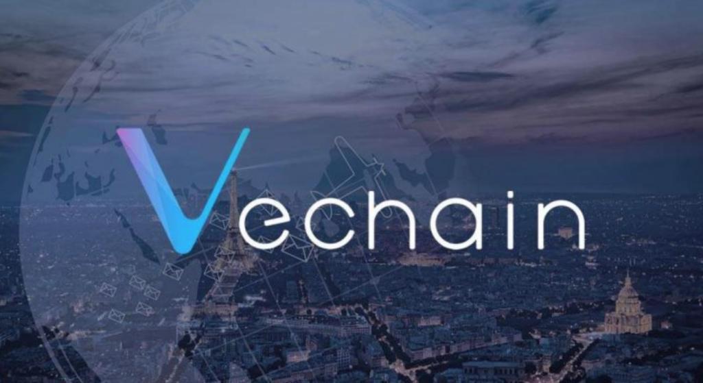 vechain developments