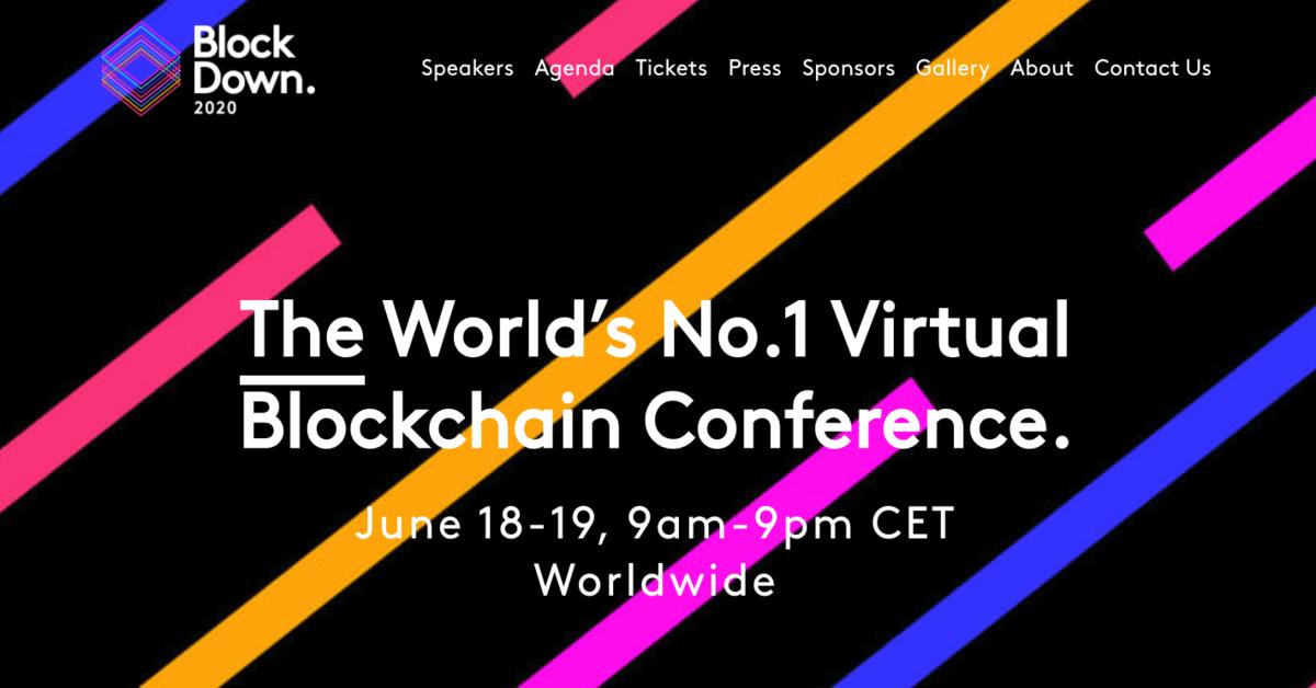 BlockDown 2.0 Summer 2020