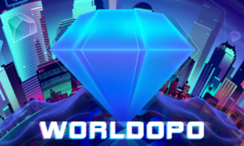 Worldopo. This is a multiplayer strategy game.