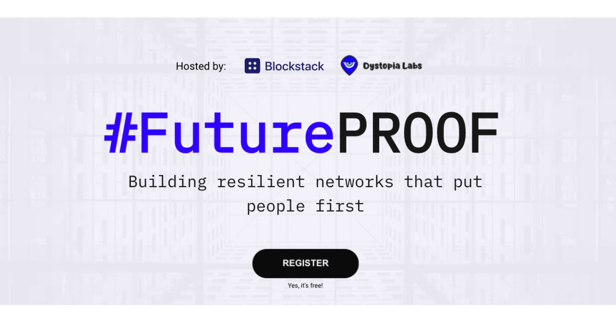 #FuturePROOF