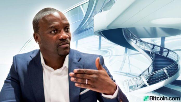Akon City Underway