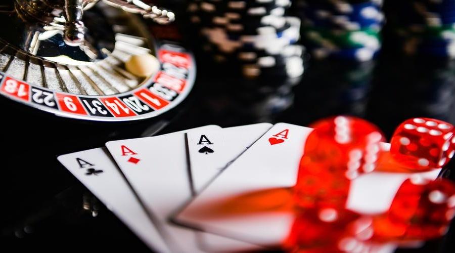 traditional casinos